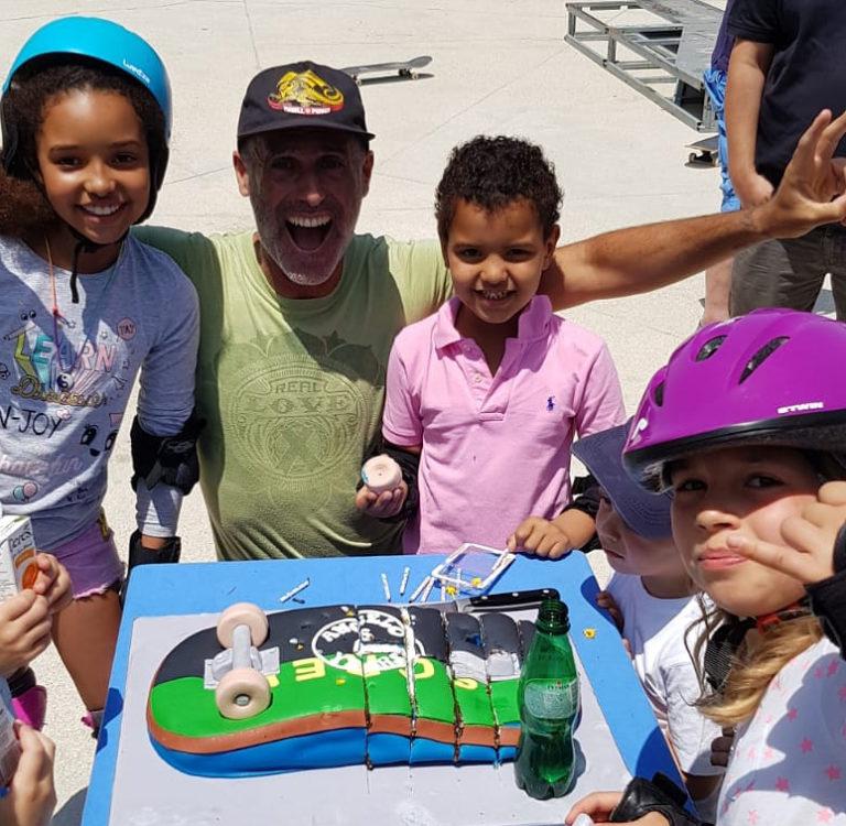 Skate Cake! Scake!