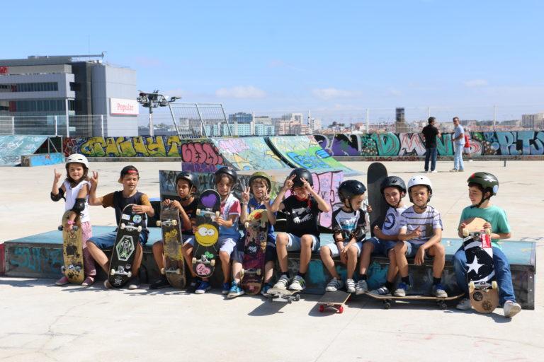 Festa Aniversário Skatepark São Sebastião