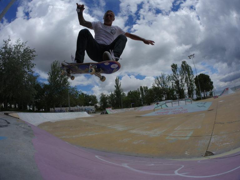 Ollie Skatepark Expo
